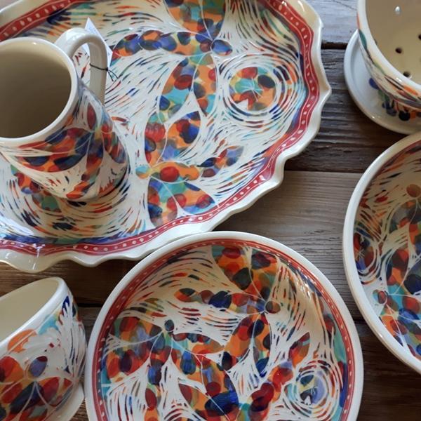 Karen Gray – The Potter's Studio & Gallery