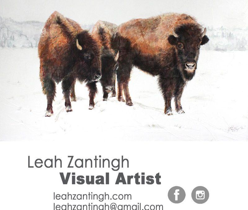 Leah Zantingh